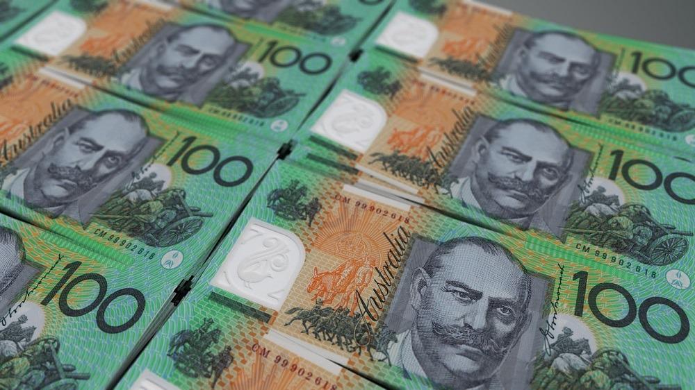 Australian dollar, major currencies of the world