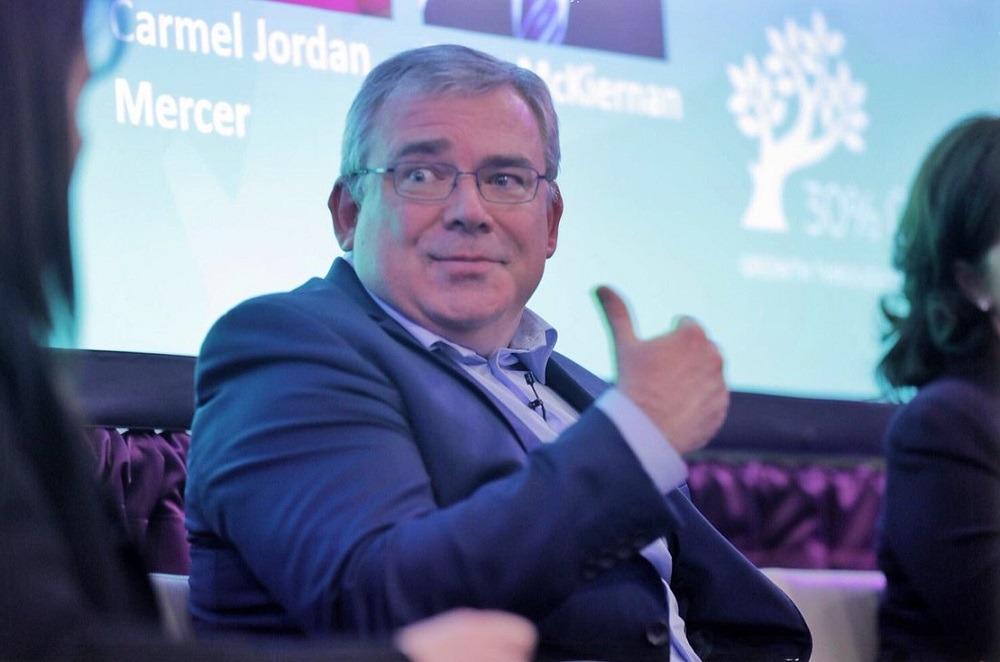 Bernard Byrne, irish business leaders