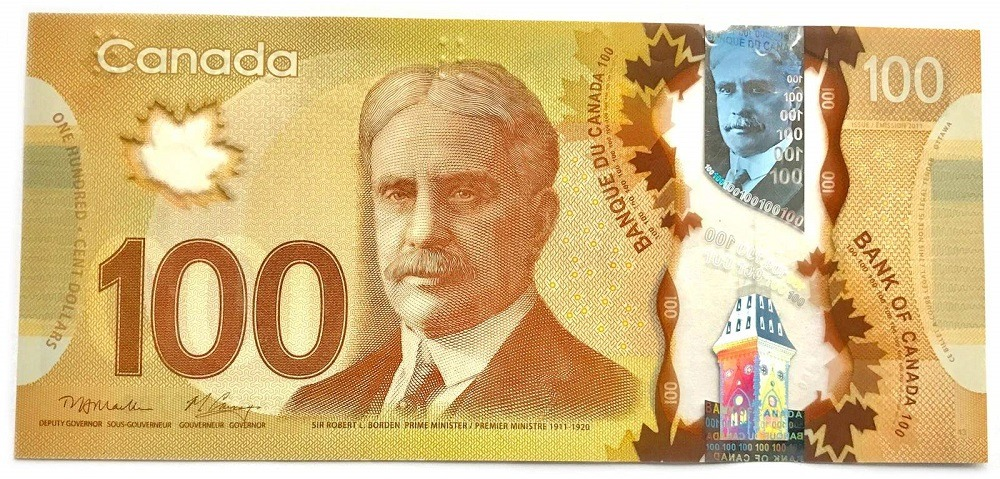 Canadian dollar, major currencies of the world
