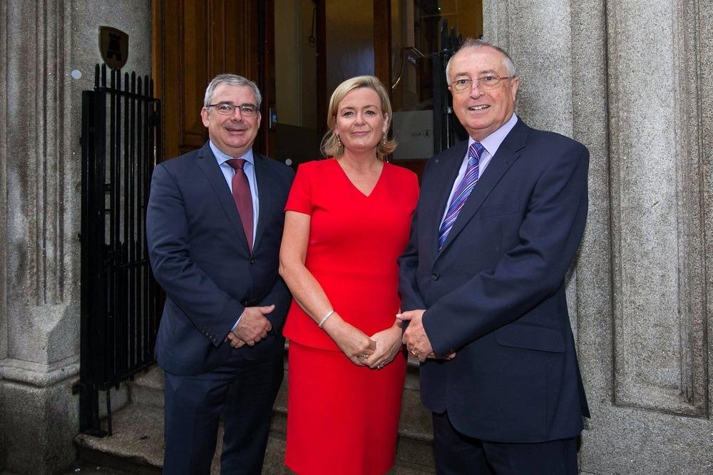 Deirdre Somers, irish business leaders