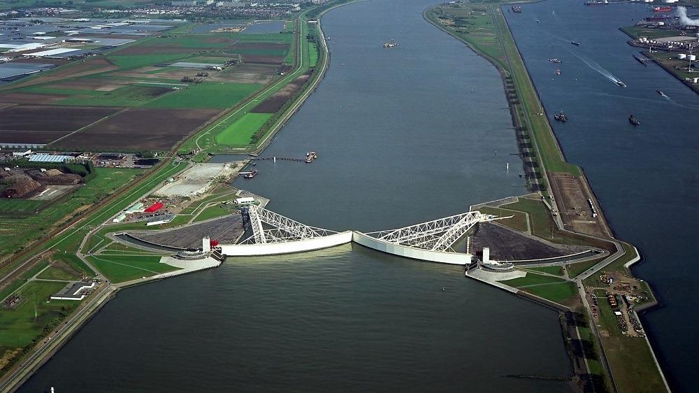 Delta Works, keeping Netherlands dry, use of big data analytics