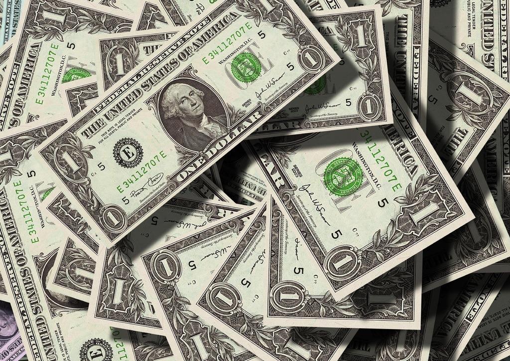 major currencies of the world, US dollar