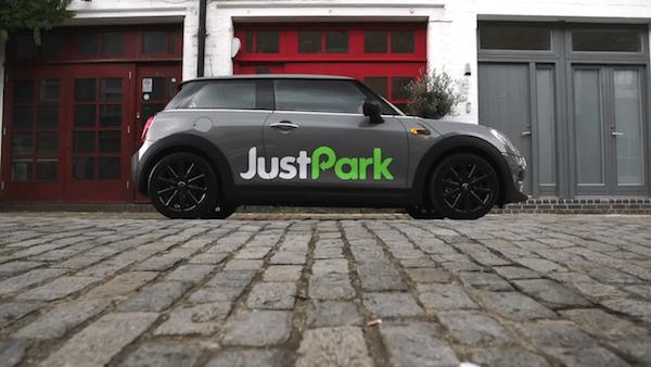 JustPark, sharing economy companies list