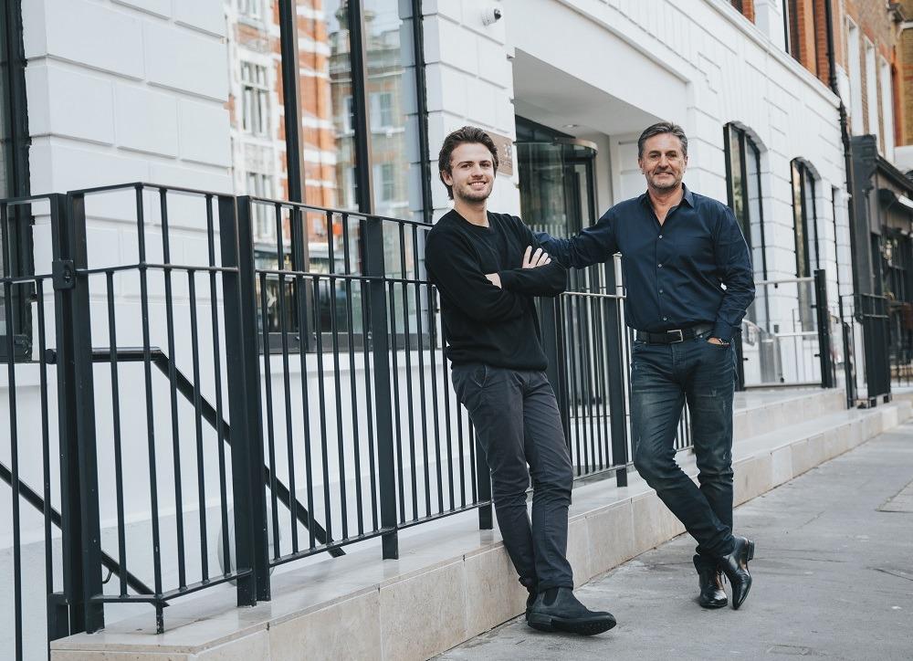 Laybuy co-founders Alex and Gary Rohloff, Laybuy Footasylum