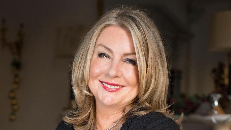 Leicester City CEO Susan Whelan, irish business leaders