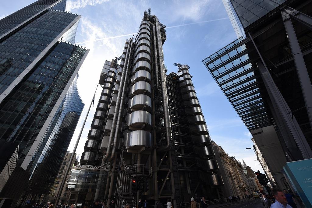 Lloyd's of London's office