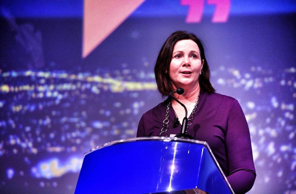 Marguerite Sayers, irish business leaders