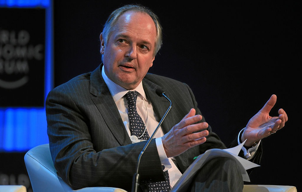 Paul Polman, excessive executive pay
