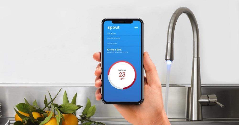 Spout Microlyze, water technology companies