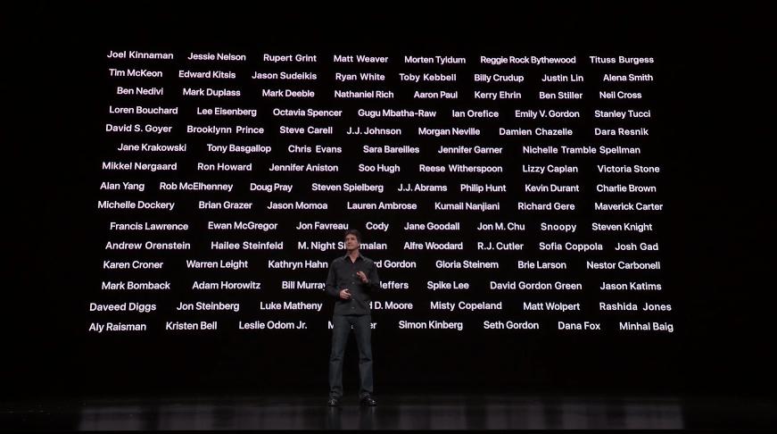 Apple TV+ launch, tidal failure