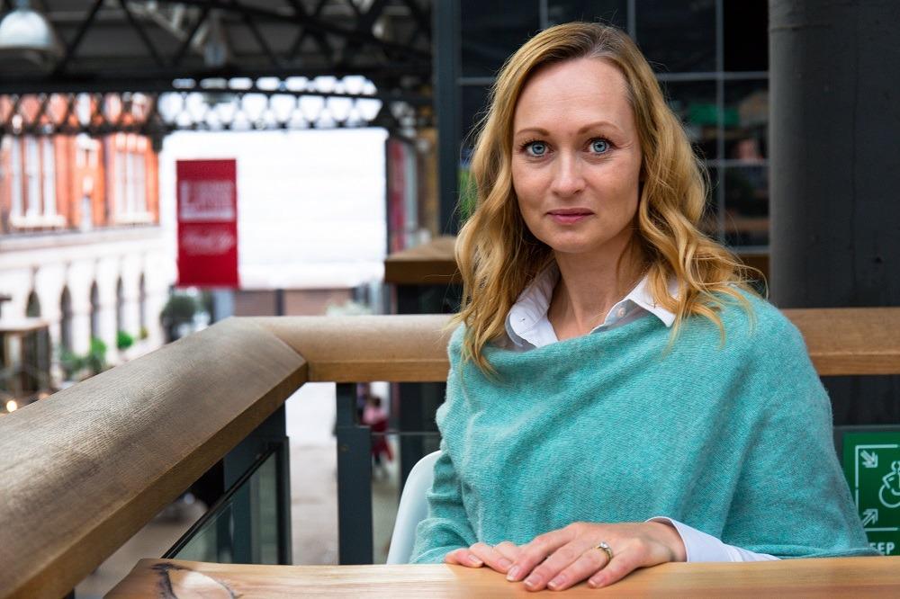 Merlie Calvert, female-founded start-ups