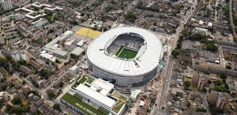 Tottenham Hotspur stadium economic impact
